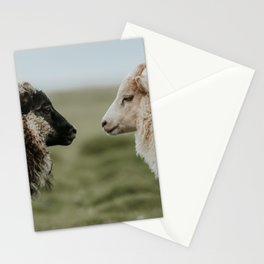 Sheeply in Love - Animal Photography from Iceland Stationery Cards