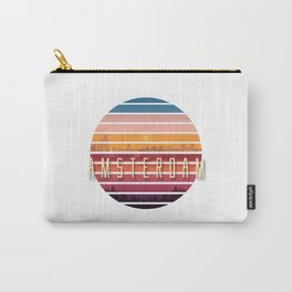 Amsterdam Vintage Carry-All Pouch