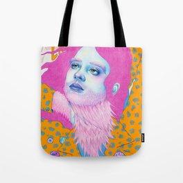 Natalie Foss x Deap Vally Tote Bag