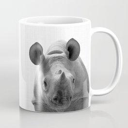 Rhino Decor Coffee Mug