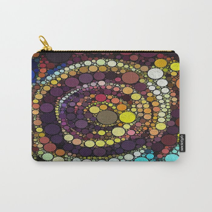 :: Crop Circle Circus :: Carry-All Pouch