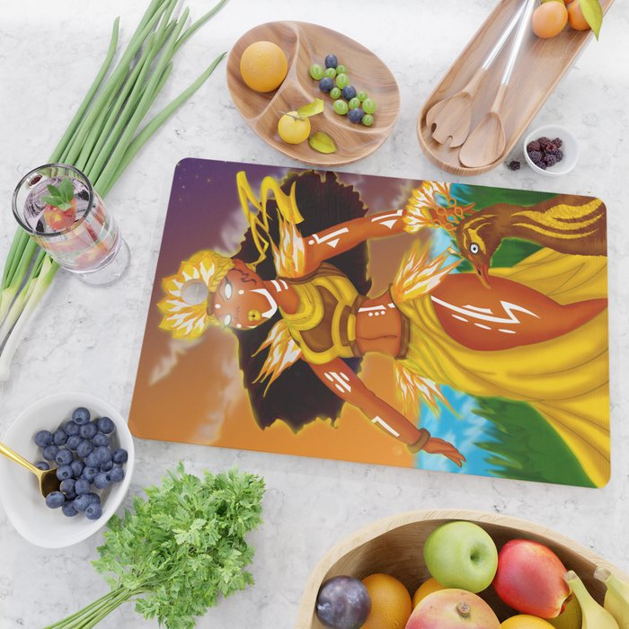 Oshun Cutting Board