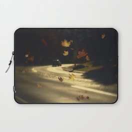 Autumn! Take me with you away from a dreadful winter! Laptop Sleeve