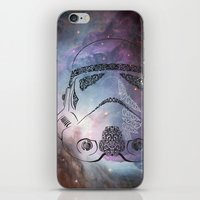 storm iPhone & iPod Skins featuring storm  by Vickn