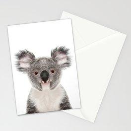 Koala Bear Stationery Cards