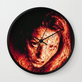 Bad Dreams Wall Clock