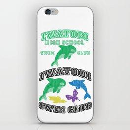Iwatobi - Orca iPhone Skin