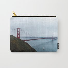 Foggy Golden Gate Bridge - San Francisco, CA Carry-All Pouch