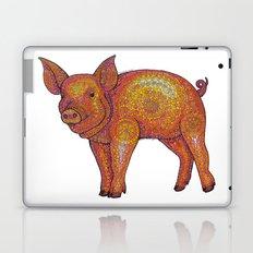 Patterned Piglet Laptop & iPad Skin