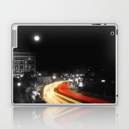 City And The Moon Laptop & iPad Skin