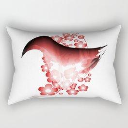 Fantasy bird Rectangular Pillow