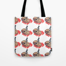 Jason Voorhees - Friday The 13th Tote Bag