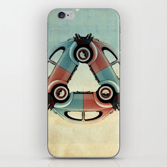 back end triangle - Bug iPhone & iPod Skin
