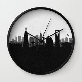 City Skylines: Riyadh Wall Clock