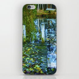 The Marsh by Brian Vegas iPhone Skin