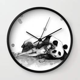 The rest Wall Clock
