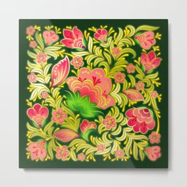 Shabby flowers #14 Metal Print