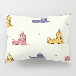 Tigers Pillow Sham