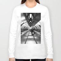 velvet underground Long Sleeve T-shirts featuring Underground by Saaraa Premji