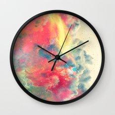 Starfall Wall Clock