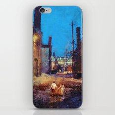 Lovers of the night iPhone & iPod Skin