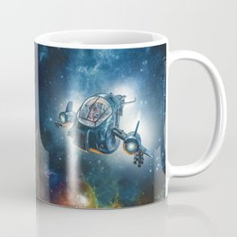 The Scout Ship Coffee Mug