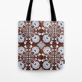 Storytile of Portugal Tote Bag