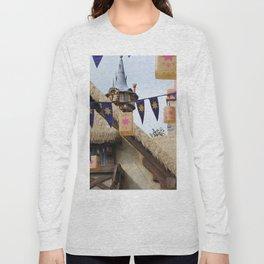 Tangled Tower Long Sleeve T-shirt