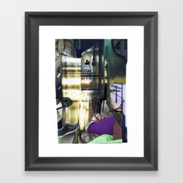 The Arlington Framed Art Print