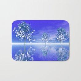 tree art -3- Bath Mat