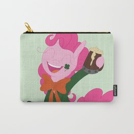St Pattys Pinkie Carry-All Pouch