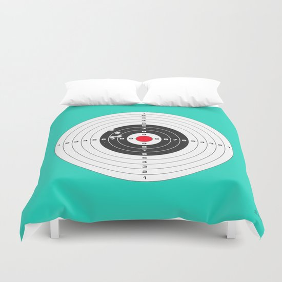 ALMOST Duvet Cover