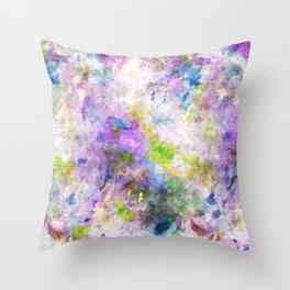 Colour Splash G260 Throw Pillow