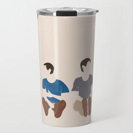 Friends Pop Art 3 Travel Mug