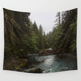 Olympic Rainforest Wall Tapestry