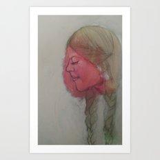 Mind at Ease Art Print
