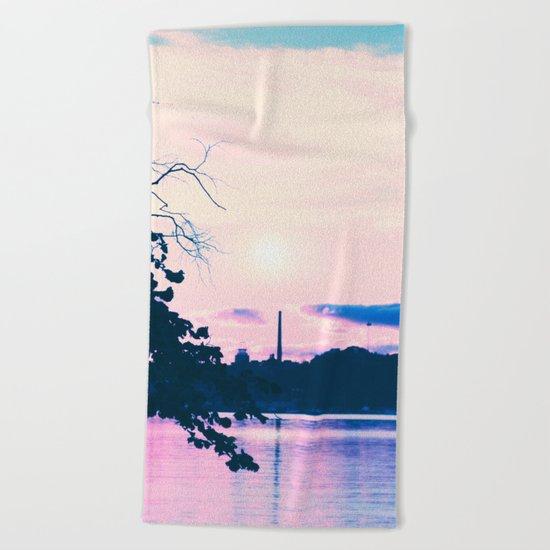 Pastel vibes 33 Beach Towel