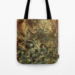 Jupiter's Clouds 2 Tote Bag