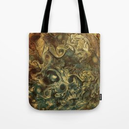 Jupiter's Clouds 2 Tote Bag