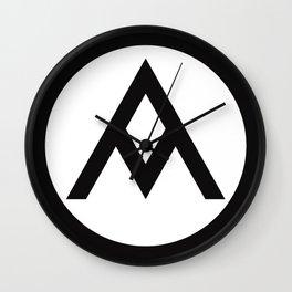 Soong Design Symbol Wall Clock