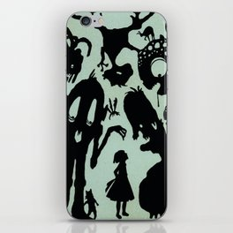 Henny Monsters iPhone Skin