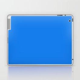 Solid Blue Dress Color Laptop & iPad Skin