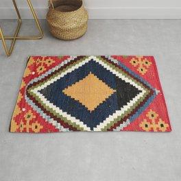 Qashqa'i Nomad Fars Southwest Persian Bag Print Rug