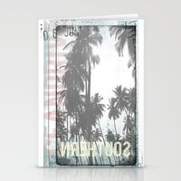 tropical Stationery Cards featuring tropical by ulas okuyucu