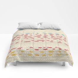 Yarns - Between the lines Comforters