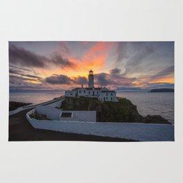 Fanad Head Lighthouse - Ireland(RR239) Rug