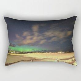 GHB Aurora on St Patrick's Day Rectangular Pillow