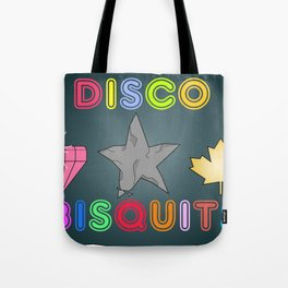 Disco Biscuits Tote Bag