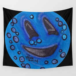 Sweating Happy - Mazuir Ross Wall Tapestry