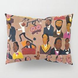 African American Masterpiece 'Underground Railroad' by William H. Johnson Pillow Sham